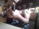 Мой друг круче всех играет блюз (кавер)