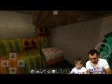 ОСТОРОЖНО СКРИМЕРЫ! - ПОБЕГ ИЗ ПИЦЦЕРИИ ФРЕДДИ В МАЙНКРАФТ - ФНАФ В Maincraft - Матвей Котофей видео