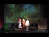 Детский образцовый самодеятельный театральный коллектив «Ровесник» - Отрывок из спектакля «Осенняя сказка или Лиса-обманщица»