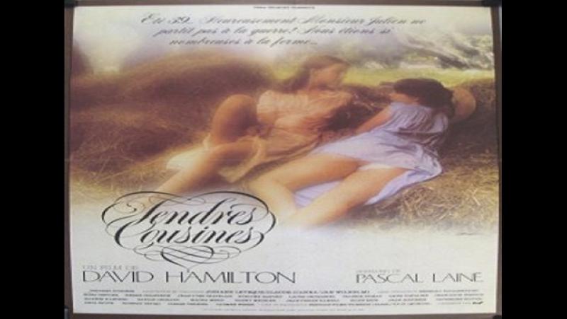 Tendres Cousines-David Hamilton 1980- Anja Schüte Thierry Tevini Elisa Servier Valérie Dumas Évelyne Dandry