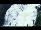 Водопады Кольского п-ва