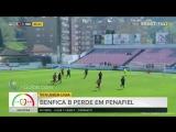 Portugal - Segunda. Penafiel - Benfica B 2:1