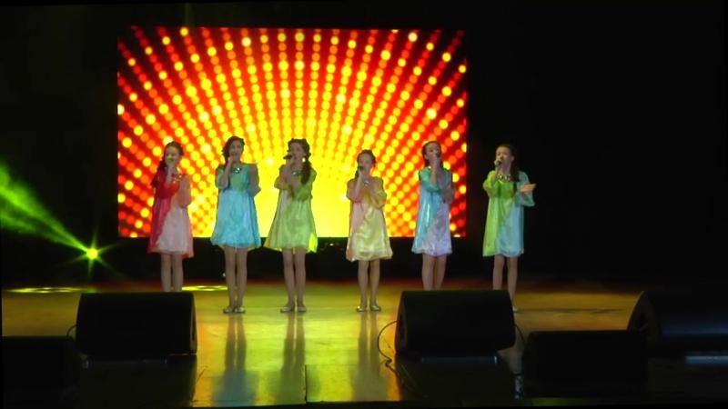 Шоу-группа КРЫЛЬЯ. Большой сольный концерт 4 мая 2017г. Арт-студия Вояж