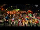 171119 Red Velvet - Peek-A-Boo @ SBS Inkigayo Comeback Stage