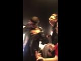 Гнойный и Noize MC в гримерке ЛСП