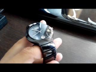 Эффектные часы  Rado Jubile True