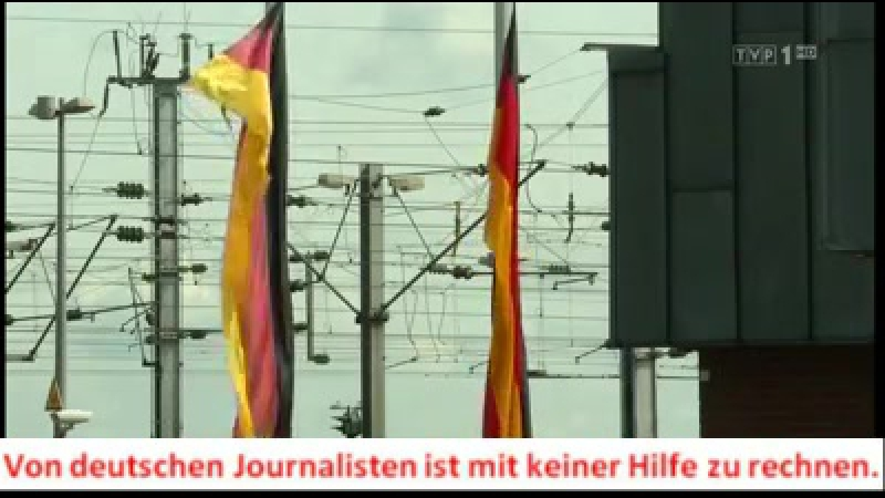 Polnisches TV über Skandal Urteil gegen Stürzenberger in München