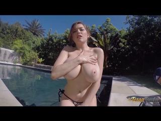 Tessa fowler - silver string bikini gopro 2