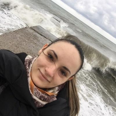 Кристина Саранчина