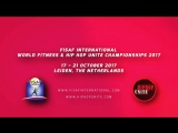 FISAF International World Fitness & HIP HOP UNITE Championships 2017 Promo