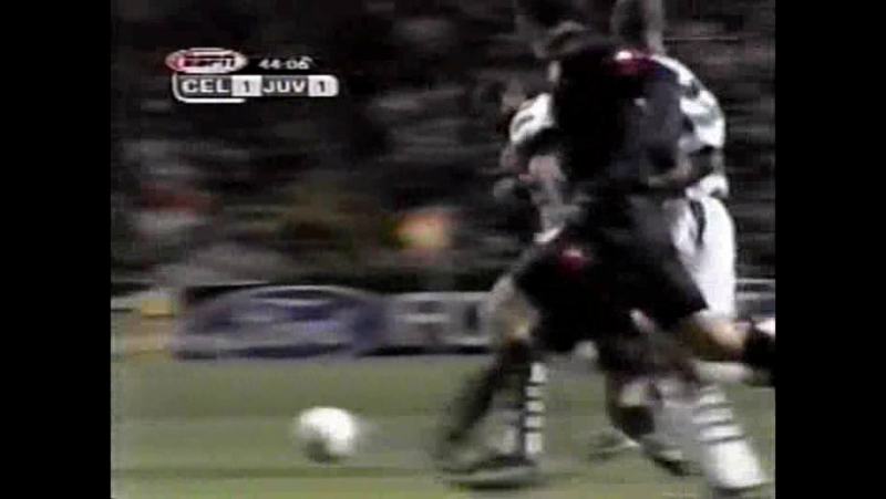 138 CL-2001/2002 Celtic FC - Juventus 4:3 (31.10.2001) HL