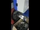 GWIEKE EMILY FIBER TUPE PIPE rotary CUTTING video