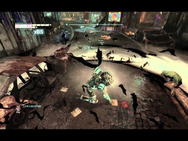 Batman Arkham City Playable Mister Freeze Mesh Mod
