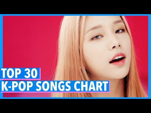 K-VILLES [TOP 30] K-POP SONGS CHART - APRIL 2017 (WEEK 3)