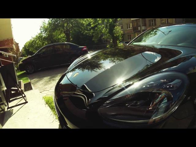 Трейлер первого выпуска влога. Ле-Ман 24 часа. Встреча владельцев спорткаров PORSCHE.