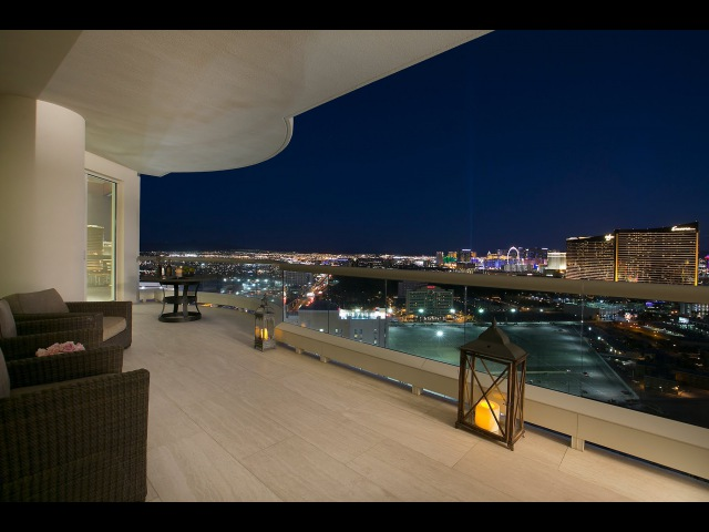 For Sale The Tiffany Penthouse at Turnberry Place in Las Vegas
