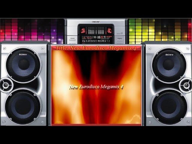 New Eurodisco Megamix 4