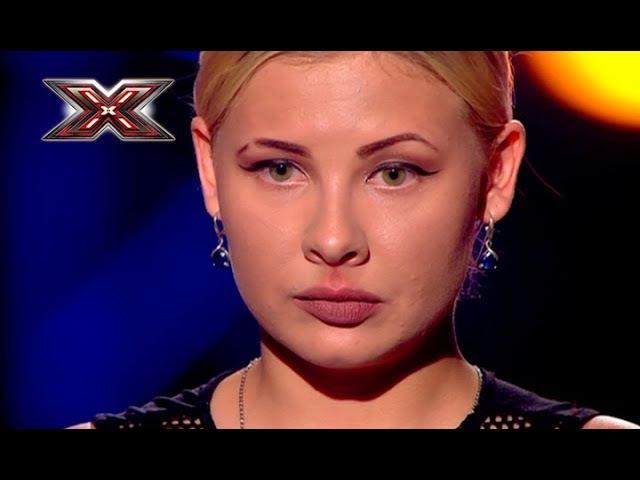 Ника Прокопьева – Britney Spears – I love rock n roll – Х-Фактор 8. Тренировочный лагерь