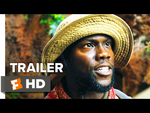 Jumanji: Welcome to the Jungle Trailer 2 (2017)   Movieclips Trailers