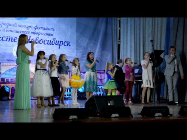 Фрагмент творческой встречи Александра Ермолова. Мы вместе. Новосибирск 2017