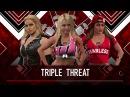 WFW TLC Kick-off: Trish Stratus vs Alexa Bliss vs Nikki Bella [1'st contender Women Championship]