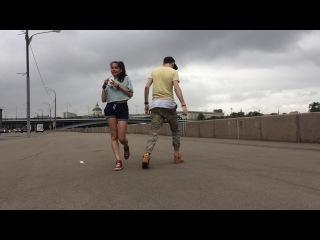 Reggaeton - Artem Levin and Diana Agaeva (BadManFam) - Tego Calderon Dando Break