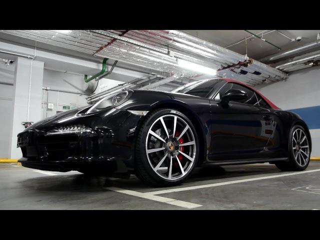 AVALAB - Porsche 911 Carrera 4S - Detailing (instagram video)