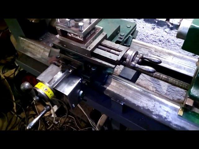Самодельные токарные станки по металлу (часть вторая)