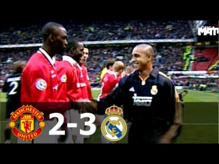 Manchester United vs Real Madrid 2-3 - UCL 1999/2000 - Full Highlights HD