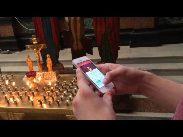 ЛОВИМ ПОКЕМОНОВ В ЦЕРКВИ POKEMON GO ПРАНК | Sokolovsky Удаленные видео