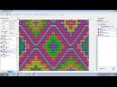 Como hacer patrones wayuu digitalizados
