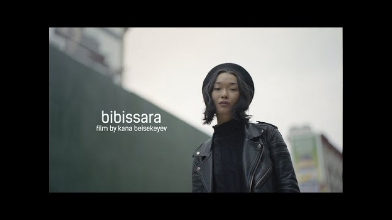 Kazakh model in New York   bibissara