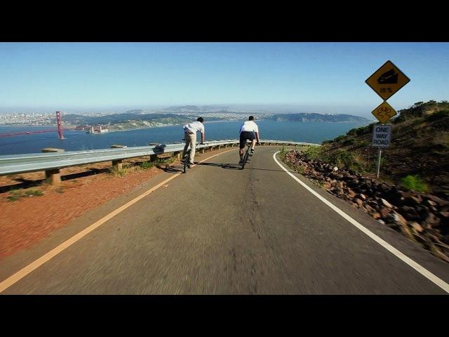 Rough Cut: Bombing Hills Brakeless BMX