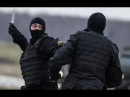 Russian and Serbian special forces stunts and hand-to-hand combat
