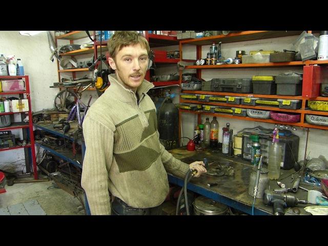 Загорается ли масло от кислорода ТБ от Матвеева