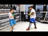 Бой 60 кг против 130 кг  Розыгрыш поездки на UFC 210