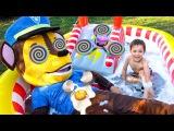 Вредные детки Загипнотизировали Щенячий патруль Спинером ad Kids Magic Fidget Spinner Hypnotize