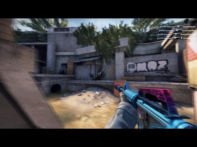 Kenzor vs Gambit | ACE