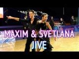 Maxim Sitkin & Svetlana Karpova | Jive | Russian Open 2016 - WDSF Open 10 Dance