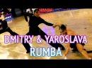 Dmitry Kapusta Yaroslava Satalkina | Rumba | Russian Open 2016 - WDSF Open 10 Dance