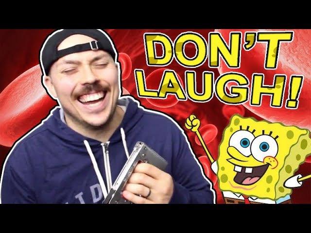 You Laugh, You Lose BLOOD! (Spongebob Edition)