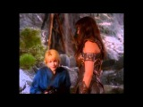 Lucy Lawless &amp Renee OConnor,xena friend in need