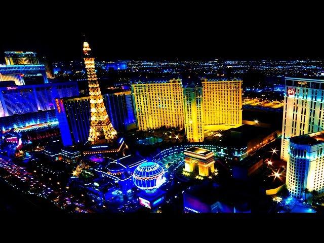Сказочный Лас Вегас. Включи и залипни - самое залипательное видео. Las Vegas