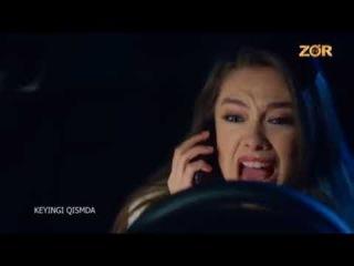 Sevgi Iztirobi 39-Qism (Tizer) (Turk Serial O'zbek Tilida)