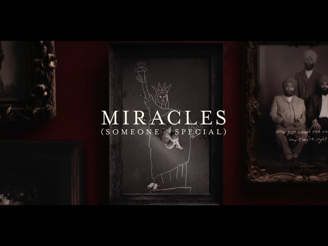 Coldplay Big Sean - Miracles (Someone Special) - Official Lyric Video » Freewka.com - Смотреть онлайн в хорощем качестве