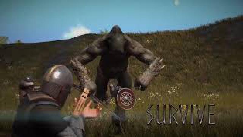 Best games✯VALNIR ROK Launch Trailer New Open World Viking Game 2017✯@@@ skosyrev2009