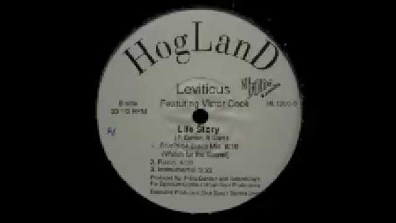 Leviticus Featuring Victor Cook - Life Story (Studio 54 Disco Mix)