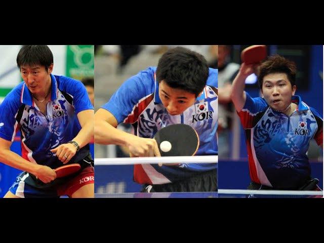 OH/JOO/RYU : the south korean Dream Team