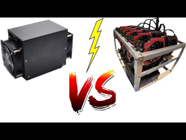 О чём молчат другие! Сравниваем майнинг на видеокартах и майнинг dash на Asic Miner PinIdea Dr3 X11!