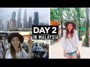 Malaysia Vlog 2 | Hotel Room Tour, Night Market, Foot Massage